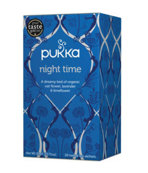 Infusión ecológica Night time Pukka